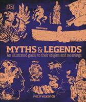 Myths & Legends: Stories Gods Heroes Monsters 1405335521 Book Cover