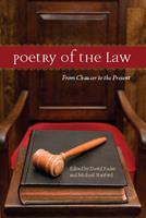 Poetry of the Law: From Chaucer to the Present 158729866X Book Cover