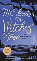 The Witches' Tree: An Agatha Raisin Mystery 1250057469 Book Cover