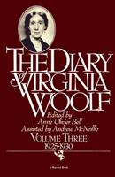The Diary of Virginia Woolf, Volume III: 1925-1930 0151255997 Book Cover