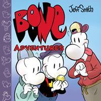 Bone Adventures 1338620673 Book Cover