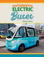 Futuristic Electric Buses 1680203487 Book Cover