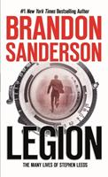 Legion: The Many Lives of Stephen Leeds 1250297796 Book Cover