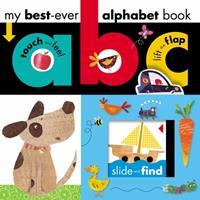 My Best Ever: ABC Alphabet Book 1782356118 Book Cover