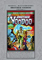 Marvel Masterworks: Brother Voodoo Vol. 1 1302929232 Book Cover