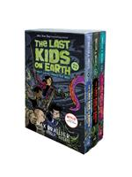 The Last Kids on Earth: Next Level Monster Box (Books 4-6) 0593349687 Book Cover