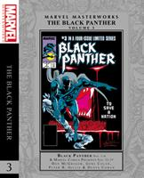 Marvel Masterworks: The Black Panther Vol. 3 HC 1302928694 Book Cover