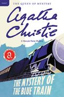 The Mystery of the Blue Train 0425130266 Book Cover