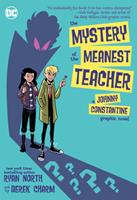 The Mystery of the Meanest Teacher 1779501234 Book Cover