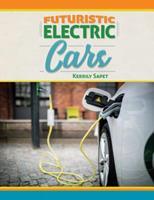 Futuristic Electric Cars 1680203509 Book Cover