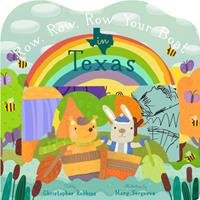 Row Row Row Your Boat in Texas 1641704446 Book Cover