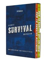Outdoor Life: The Complete Survival Book Collection: (How to Survive Anything  How to Survive Off the Grid Manuals) 1681886650 Book Cover