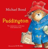 A Bear Called Paddington 0394826426 Book Cover