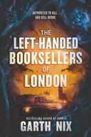 The Left-Handed Booksellers of London 0062683268 Book Cover