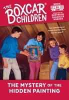 The Mystery of the Hidden Painting 0807553794 Book Cover