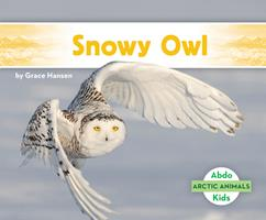 Snowy Owl 1532188900 Book Cover
