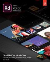 Adobe XD CC Classroom in a Book (2019 Release) 0134686594 Book Cover