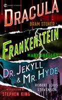 Frankenstein / Dracula / Dr Jekyll And Mr Hyde (Signet Classics) 0451523636 Book Cover
