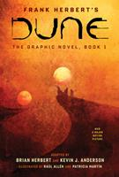 Dune: The Graphic Novel - Book 1 1419731505 Book Cover