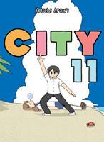CITY, 11 (CITY, #11) 1647290066 Book Cover