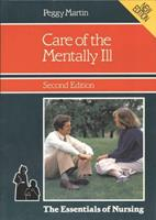 Care of the Mentally Ill 0333440803 Book Cover