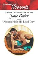 Kidnapped for His Royal Duty 1335419438 Book Cover