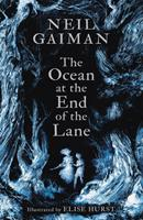 The Ocean at the End of the Lane 0062459368 Book Cover