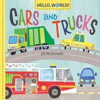 Hello, World! Cars and Trucks 0593303830 Book Cover