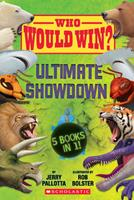 Who Would Win?: Ultimate Showdown 1338535560 Book Cover