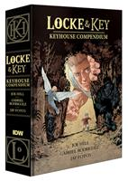 Locke & Key: Keyhouse Compendium 1684057760 Book Cover