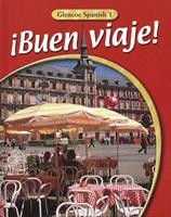 ¡Buen viaje! Level 1 Student Edition 0026412195 Book Cover