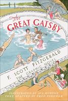 The Great Gatsby: The Graphic Novel 1982144548 Book Cover