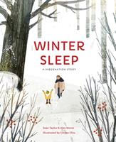 Winter Sleep: A Hibernation Story 0711270163 Book Cover