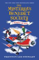 The Mysterious Benedict Society and the Riddle of Ages: The Mysterious Benedict Society #04 0316452629 Book Cover