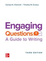 Looseleaf Channell Engaging Questions 3e 1260708020 Book Cover