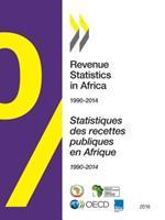 Revenue Statistics in Africa 9264251901 Book Cover