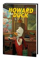Howard the Duck by Zdarsky  Quinones Omnibus 1302932012 Book Cover