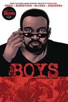 The Boys Omnibus Vol. 3 1524110035 Book Cover