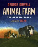 Animal Farm: The Graphic Novel 0358410770 Book Cover