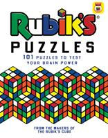 Rubik's Puzzles: 101 Puzzles to Test Your Brain Power 1438011164 Book Cover
