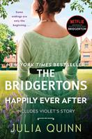 The Bridgertons: Happily Ever After 0063141272 Book Cover