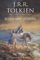 Beren and Lúthien 1328915336 Book Cover