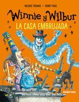 Winnie y Wilbur. La casa embrujada (Nueva edición) 6075278052 Book Cover