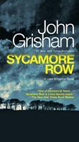 Sycamore Row 0553393618 Book Cover