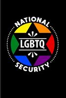 National LGBTQ Security: Rainbow Club Logo 2020 Planner Weekly & Monthly Pocket Calendar 6x9 Softcover Organizer For LGBTQ Rights & Pride Parade Fans 1695408268 Book Cover