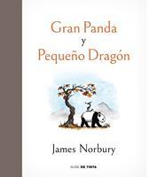 Gran Panda Y Pequeo Dragn / Big Panda and Tiny Dragon null Book Cover