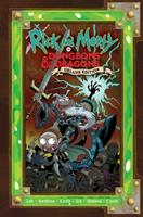 Rick and Morty vs. Dungeons  Dragons: Deluxe Edition 1620108755 Book Cover