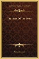 Lives of the Poets 1169256384 Book Cover