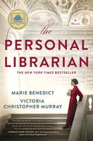 The Personal Librarian 0593101537 Book Cover