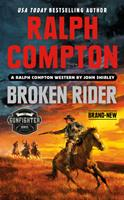 Ralph Compton Broken Rider 0593102304 Book Cover